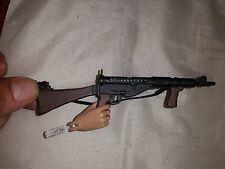 1/6 21st Century BRITISH STEN SUB MACHINE GUN+SILENCER SAS WW2 DRAGON BBI DID