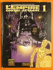 La Guerre des étoiles L'empire contre-attaque 1. Star Wars trilogy. Lucasfilm