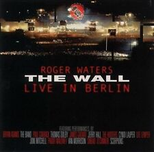 Roger Waters - The Wall: Live in Berlin, 1990 [Remastered] [Remaster] 2 CD 2003