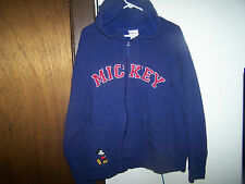 DISNEY STORE EXCLUSIVE  ZIP UP HOODED JACKET  SIZE LARGE ADULT