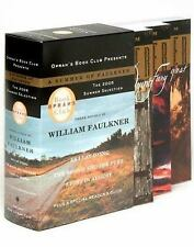 A Summer of Faulkner: As I Lay Dying/The Sound and the Fury/Light in August (Op