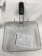 Presto 54764 09992 Deep Fryer Jumbo Basket with Handle Genuine