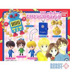 Marmalade Boy mascot swing keychain x6 pcs Set Japan Wataru Yoshizumi
