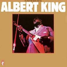 ALBERT KING I'll Play the Blues You LP Stax stevie ray vaughn collins b.b. king