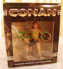 Conan Limited Edition Wolf Action Figure THQ Promo NEW from Dark Horse Storage