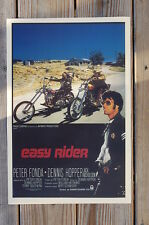 Easy Rider Lobby Card Peter Fonda Dennis Hopper