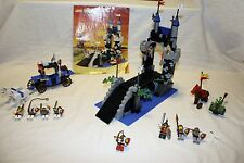 Lego - Castle - Royal Knights - Royal Drawbridge 6078 AND King's Carriage 6044!