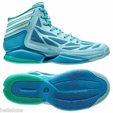 NEW~Adidas ADIZERO CRAZY LIGHT 2 Basketball Mid ghost shadow Shoe Rose~Mens
