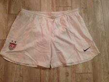 Authentic Nike Womens United States Soccer Jersey Shorts Extra Large XL US USA