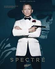 Spectre (Blu-ray Disc, 2016, Canadian)