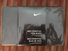 NEW Nike Essential Yoga Block - Use for Easier Stretching and Positioning