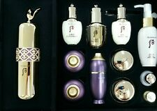 [Dabin Shop] The History of Whoo HwanYu Signature Ampoule Set Super Anti-aging