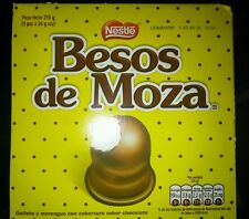 Beso de Moza  Peruvian chocolate BonBon,   box of 9 units