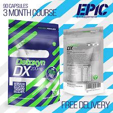 SimplySlim Detoxyn Natural Detox Weight Loss Cleanse Diet Slimming Pills Tablet