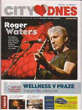 ROGER WATERS PINK FLOYD rare City Magazine