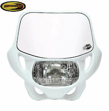 Acerbis DOT White Headlight Fits Yamaha Wr 250 426 450 1998-2012 Wr250 Wr450