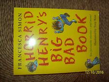 ORRIDO Henry's Big Bad LIBRO: dieci storie-preferiti e molto altro! da Francesca SIMO