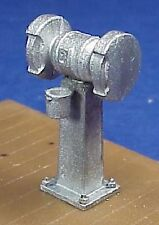 O/On3/On30 1/48 WISEMAN MODEL SERVICES SHOP PEDESTAL MOUNT GRINDER KIT