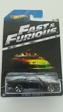 Hot wheels Fast and Furious '70 Dodge Charger R/T Vin Diesel 1:64 Angebot