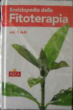Enciclopedia della fitoterapia 3 volumi RIZA ed.