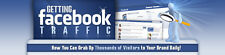 Getting Facebook Traffic System- 12 Video Tutorials on 1 CD