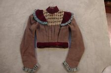 Vintage Edwardian Ladies Woolen Jacket