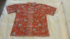 Exotic Indonesian batik shirts (two pieces)