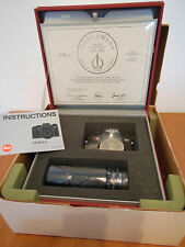 EXTREMELY RARE UNOPENED JESSE OWENS LEICA R4 1936-1986 OLYMPIC CAMERA New In Box
