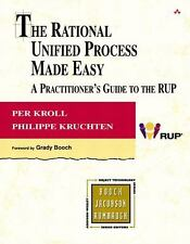 The Rational Unified Process Made Easy: A Practitioner's Guide to Rational Unifi