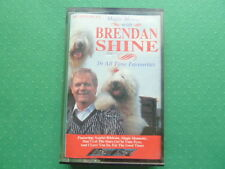 Magic Moments with Brendan Shine Rare Vintage 1989 Folk Audio Cassette Tape