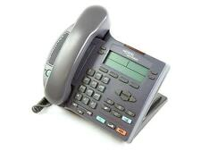 Fully Refurbished Nortel i2002 IP Phone with Power Supply (Charcoal) NTDU76AB70