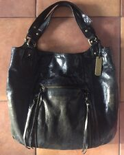 Botkier Black Leather Tote Stunning EUC