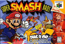 Super Smash Bros. for the N64 (Nintendo 64 Cartridge Only!)