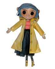 CORALINE DOLL LIMITED EDITION NEW BOXED NECA RARE FIGURE TOY