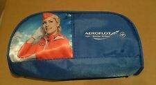 Russian Aeroflot Airline Travel Amenity New Type 2017 year Kit-Cosmetic Bag
