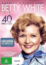 Betty White Collection (DVD, 2013, 4-Disc Set)=ALL PAL =SEALED