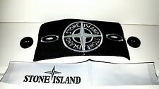 Genuine new stone island glow in the dark badges+ labels and high gloss buttons