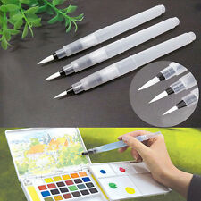3pcs Pilot Ink Pen for Water Brush Watercolor Calligraphy Painting Tool Set TSUS