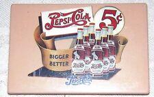 Refrigerator Door Magnet Pepsi-Cola 5 Cents New