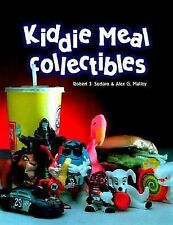 Kiddie Meal Collectibles Price Guide Collectors Toys New Book SC Sodaro
