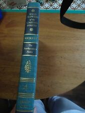 Wild Flowers of the United States The Southeastern States Vol I, 1 Rickett Set