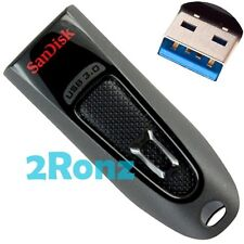SanDisk Ultra CZ48 256GB 256G USB 3.0 Flash Drive Stick Disk Cruzer SDCZ48 Black