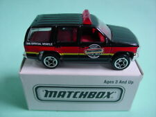 MATCHBOX - 97 Chevy Tahoe - Official Matchbox Collectors Club - OVP