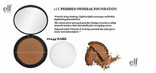 elf Pressed Mineral Foundation WET DRY Hydrating DARK #6144 e.l.f.