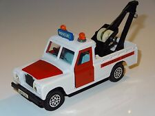 Dinky LANDROVER 109WB TOW BREAKDOWN TRUCK - 442