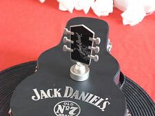 Very Rare Case for bottle 0.7L Jack Daniel's + bottle stopper Guitar Limited Ed.