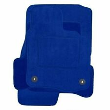 RENAULT WIND 2010 ONWARDS TAILORED BLUE CAR MATS