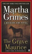 The Grave Maurice Grimes, Martha Mass Market Paperback
