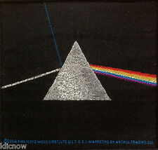 Pink Floyd - Dark Side of the Moon Patch - 10cm x 10cm approx