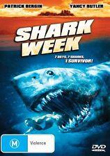 Shark Week (DVD, 2013)